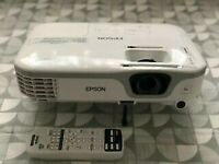 Epson EB-X11 projector in perfect order