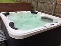 countesa hot tub balboa motor
