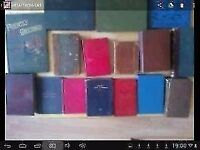 MIXED LOT OF BOOKS