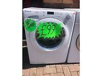**£99** 8KG WHITE CANDY WASHING MACHINE