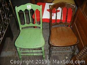 Antique Chairs B