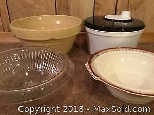 Antique Bowls Plus