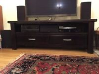 TV Unit suitable for large TV