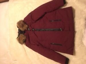 Ladies Point Zero winter coat