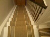 CARPET FITTER / EALING BASED. Carpets / Vinyls / Flooring.Domestic and Commercial.Free Estimates