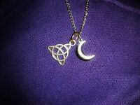 moon and triquetra