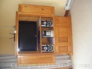 Entertainment Cabinet C