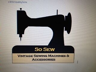 So Sew Vintage Sewing& Collectables