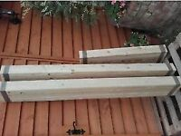 Timber Boards 4inch x 4 ft x 1inch