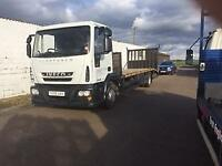 Iveco Eurocargo 120E18 Beavertail & Winch