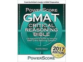 Critical reasoning bible guide book NEW