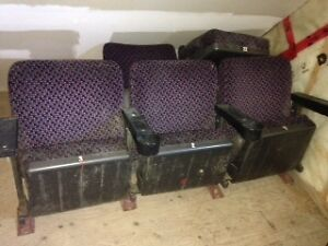 Theatre Seats from The Picton Regent Theatre