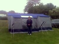 Raclet trailer tent for sale £500.00