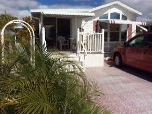 maison mobile Floride Port Charlotte