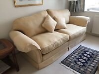 Two seater sofa- immaculate condition