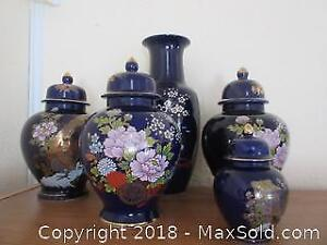 Ginger Jars And More A