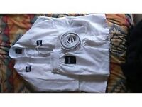 Judo/Karate suit for 10-12 year old Only worn once