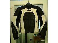 Frank Thomas ladies motorbike jacket. Size 10