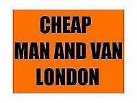 Cheap Man & van....