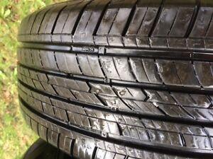"""16"""" Passenger Tires on rims"""