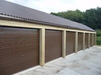 12 x 22 ft storage unit ideal for business use.