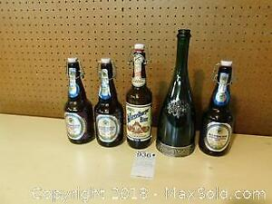 Collectible Beer Bottles A