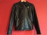 Genuine Harley Davidson women's jacket, size 8.