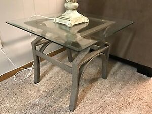 Occasional Table or End Table  Set of 2