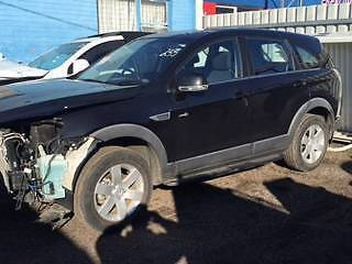 HOLDEN CAPTIVA 2013 SX 2.4 LITRE 6 SPEED AUTO WRECKING ONLY