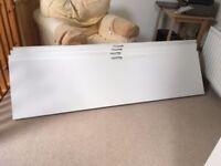 Ikea white pax wardrobe doors set of 4 suit carcass of (200 * 201) * 2