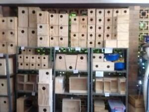 NEST / BREEDING BOXES - UPPER CABOOLTURE Upper Caboolture Caboolture Area Preview