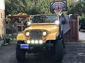 1984 CJ7 Off Road Jeep