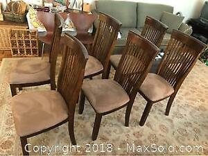 6. Dining Room Chairs A