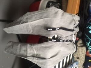 West 49 Boys Grey pant size 24 Excellent Condition