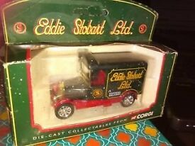 Eddie Stobart Ltd Model vans 3 x at £ 7 each