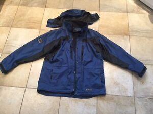 Wetskins Waterproof Coat size XL