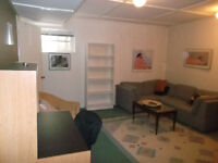 Available January 1st 1 bedroom basement suite all inclusive