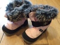 Snow and Rock boots size 4