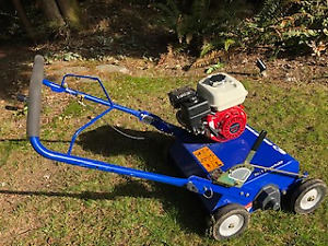 lawn and gardening equipment