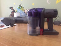 Dyson DC31 Animal vacuum cleaner; Cordless; Good Condition