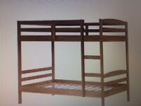 Childrens Bunk Bed - 1 yr old in pine £50