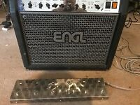 Engl Screamer Valve amp and Z5 pedal
