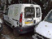 RENAULT Kangoo 1.9dci rear door Breaking for parts IN Gatwick AREA