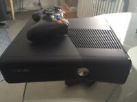 Xbox 360 (250GB) - great condition, full working order, FIFA, 16 & 14
