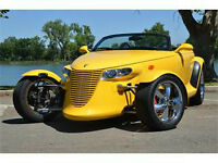 Wanted 2000 Plymouth Prowler Convertible