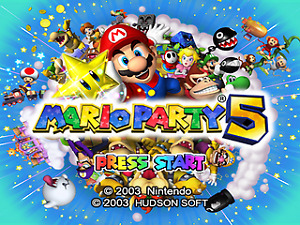 LOOKING FOR MARIO PARTY 5 AND/OR MARIO PARTY 6