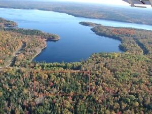 BacK Lots with access to Sherbrooke Lake