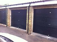 Large Freehold Lock Up Garage in Westcliff on Sea