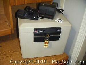 Sentry Fire File Box And More A