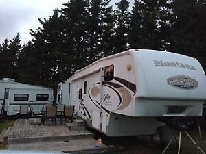 2008 Montana Mountaineer Edition 5th Wheel